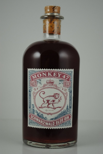 Monkey 47 Schwarzwald Sloe Gin, Black Forest Distillers